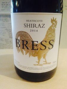 bress gold shiraz